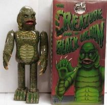 Universal Studios Monsters - Robot House Inc. - The Creature from the Black Lagoon wind-up tin toy