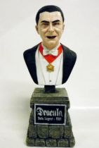 Universal Studios Monsters - Sideshow Collectibles - Resine Mini-Bust - Darcula (Bela Lugosi - 1931)