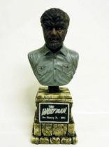 Universal Studios Monsters - Sideshow Collectibles - Resine Mini-Bust - The Wolfman (Lon Chaney - 1941)