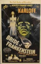 Universal Studios Monsters - Sideshow Collectibles - The Bride of Frankenstein 12\'\' figure