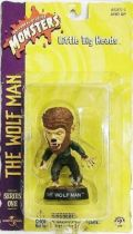 Universal Studios Monsters - Sideshow Toy - Little Big Head - The Wolfman