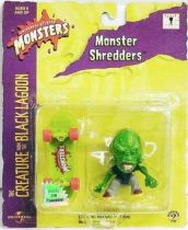 Universal Studios Monsters - Sideshow Toy - Monster Shredders - The Creature from the Black Lagoon