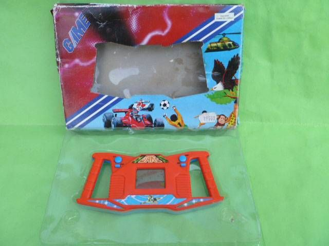 Unknown LCD Game - Handheld Game - Spaceman Boxed