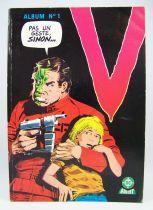 V - Comics Aredit 1985 - Album #1