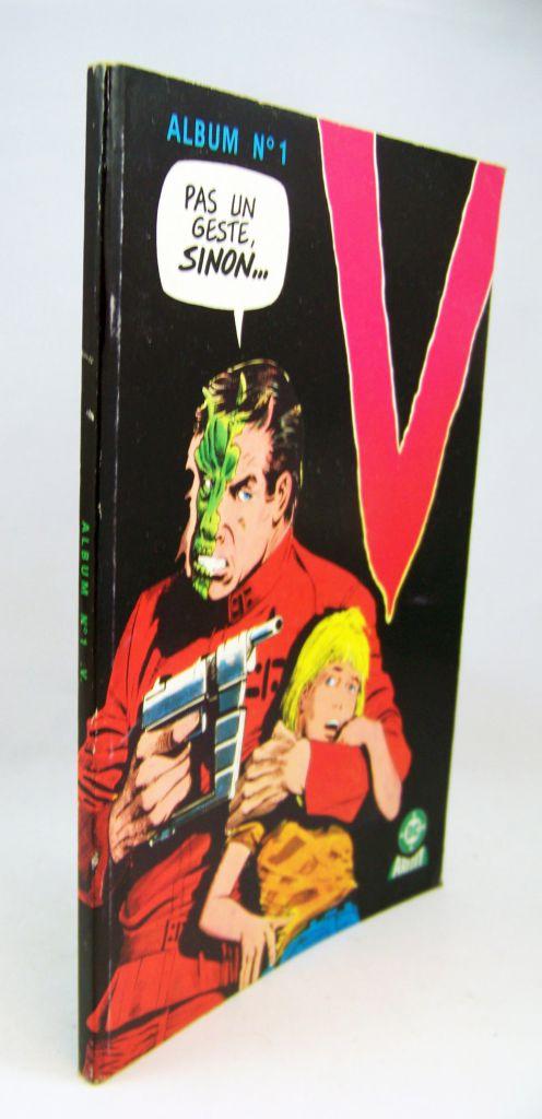 V (les Visiteurs) - BD Aredit 1985 - Album n°1