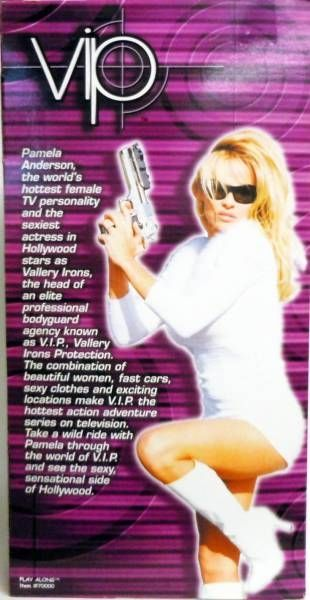 V.I.P. - Vallery Irons (Pamela Anderson) Purple Version - Play Along