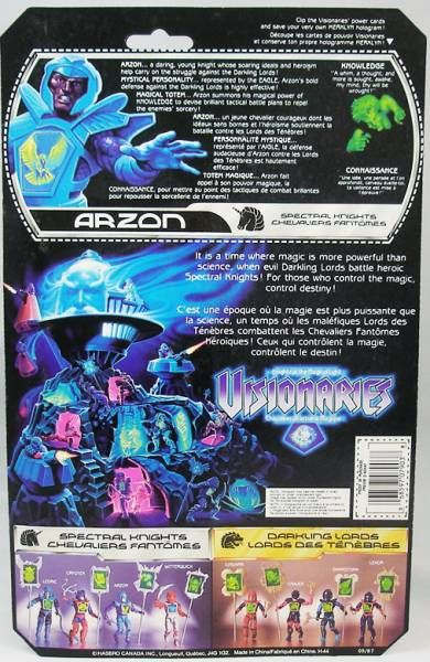 Visionaries - Arzon