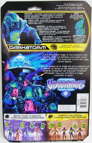 Visionaries - Darkstorm