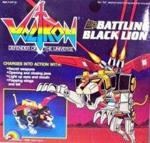 Voltron - LJN - Voltron Battling Black Lion