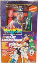 Voltron - LJN - Voltron Giant Commander (Motorized Jumbo)