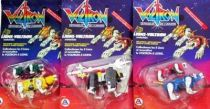 Voltron - LJN - Voltron Motorized Lions (set of 3 carded figures)