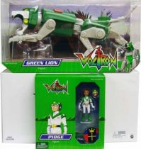 Voltron - Mattel - Green Lion & Pidge