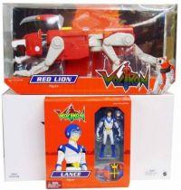 Voltron - Mattel - Red Lion & Lance