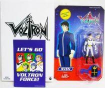 Voltron - Mattel - Sven (Club Lion Force Exclusive figure)