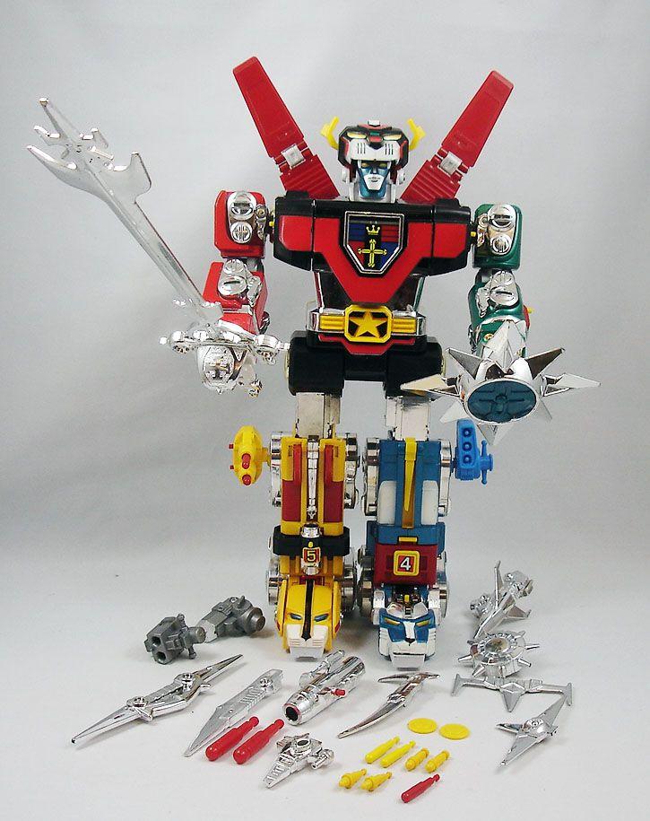 Voltron - Popy - Golion Lionbot DX (loose)