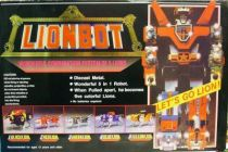 Voltron - Popy - Golion Lionbot DX