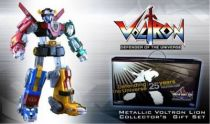 Voltron - Toynami - Voltron Lion Force Collector\'s Set (25th Anniversary - SDCC 2009)
