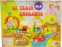 Vullierme 1979 - Enchanted Train n°2 (loose with box)