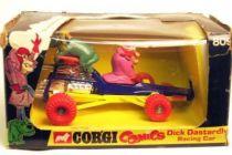 Wacky Races - Corgi - Dick Dastardly Racing Car Mib