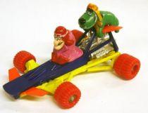 Wacky Races - Corgi - Dick Dastardly\'s Racer (loose)