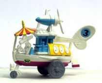 Wacky Races - Gashapon - Professor Pat Pending in the Convert-A-Car
