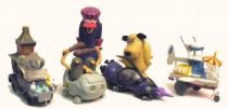 Wacky Races - Gashapon - Set of 6
