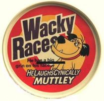 Wacky Races - Muttley Tin Bank
