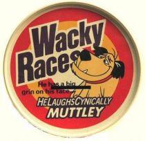 Wacky Races - Muttley Tin Bank