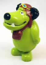 Wacky Races - PVC figure Muttley