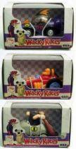Wacky Races - Takara - Set of 3 vehicles Mib