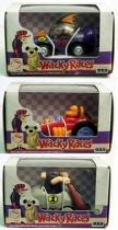 Wacky Races - Takara - Set of 3 vehicles Mib