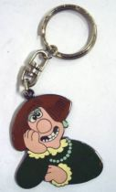 Wallace & Gromit - Key Chain - Wendolene Ramsbottom