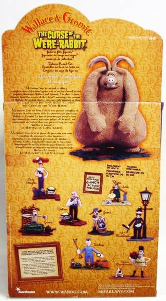 Wallace & Gromit - McFarlane Toys - Were-Rabbit (Deluxe)