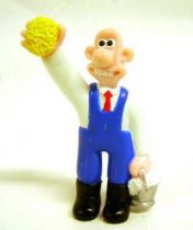 Wallace & Gromit - Vivid - Cleaner window Wallace