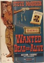 Wanted Dead or Alive - Josh Randall (Steve McQueen) 12\'\' figure - Toys McCoy
