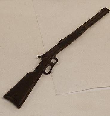 Josh Randall Gun