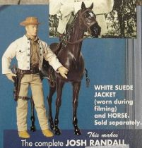 Wanted Dead or Alive - Josh Randall\'s Horse - Toys McCoy