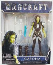 "Warcraft Movie - Garona - Jakks Pacific 6\"" action-figure"