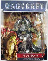 "Warcraft Movie - Gul\'dan - Jakks Pacific 6\"" action-figure"