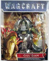 "Warcraft Movie - Gul\'dan - Jakks Pacific 6"" action-figure"