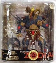 Warriors of the Zodiac - Aries