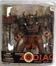 Warriors of the Zodiac - Taurus