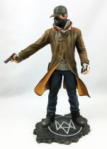 Watch Dogs - UBI Collectibles - Aiden Pearce (9inch PVC Statue)
