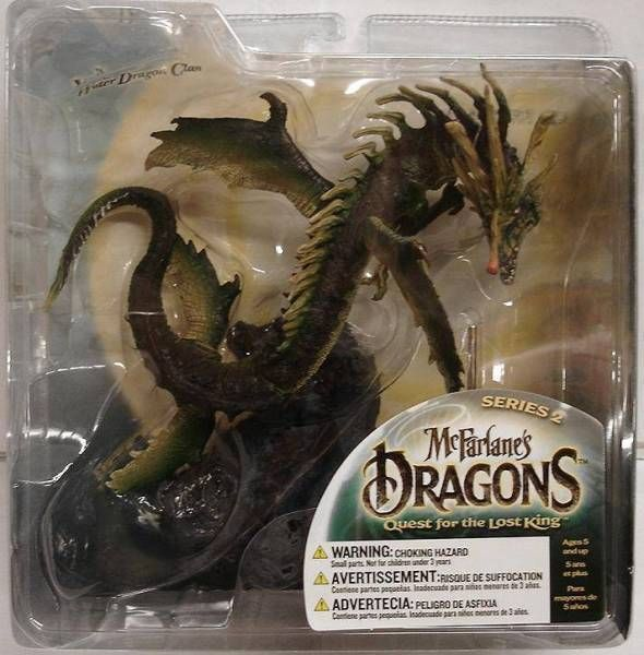 Water Clan Dragon (series 2)