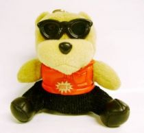 Waza (Budweiser\'s advertising) - 4\'\' Talking Plush with Keychain