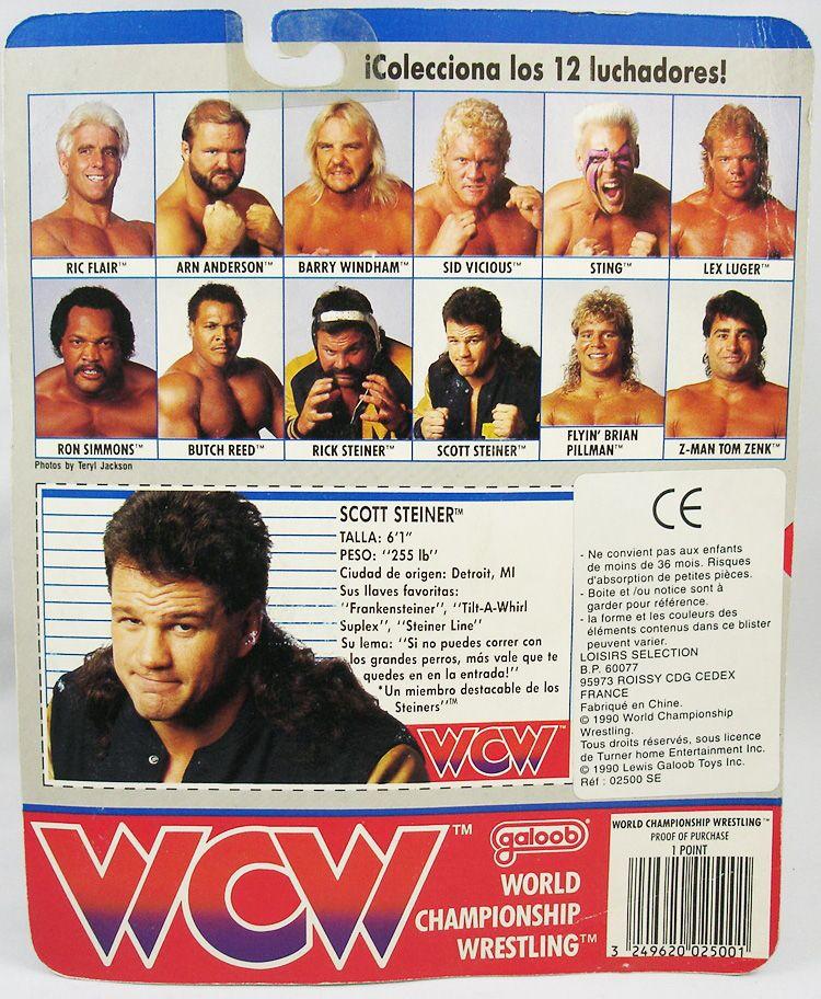 WCW Galoob - Scott Steiner (1)