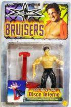 WCW Toybiz - Disco Inferno (Bruisers)