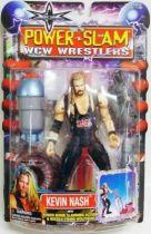 WCW Toybiz - Kevin Nash (Power Slam)