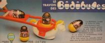 Weebles - Hasbro (Accessorie) - Weebles Indian Travois set (mint in box)