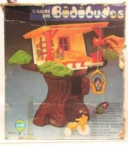 Weebles - Hasbro (Playset) - Weebles Tree House (loose with box)
